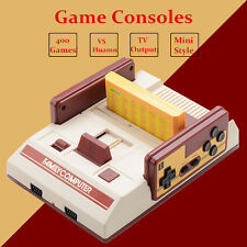 New Mini Classic Edition Game Consoles 2 Controller 400 Games Family computer