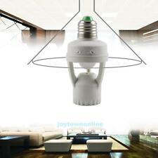 AC110-240V E27 Infrared Motion Sensor LED Bulb Lamp Holder Light Socket Switch