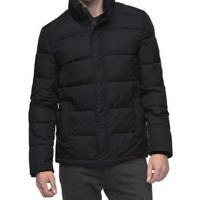 New Andrew Marc Men's Full Zip Puffer Jacket Coat NWT