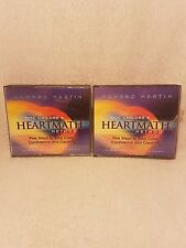HOWARD MARTIN DOC CHILDRE'S HEARTMATH METHOD FIVE STEPS CD'S IN EX COND 1 & 2