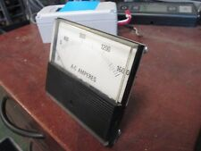 Square D AC Amp Meter 63090 224 07 0001 Range: 0-1600A Used