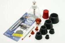 Camera Lens Repair Maintainance Tool Set Opener Sucker Compass Cleaner Bottle