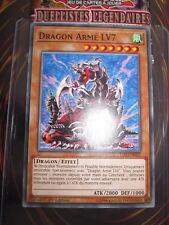 YU-GI-OH! COM DRAGON ARME LV7 LED2-FR027 FRANCAIS EDITION 1 NEUF MINT
