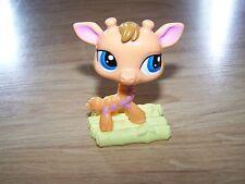Littlest Pet Shop Lps Giraffe McDonald's Happy Meal Toy Figure 2010 Hasbro #4
