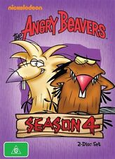 The Angry Beavers - The Best Of : Season 4 (DVD, 2013, 2-Disc Set) - Region 4