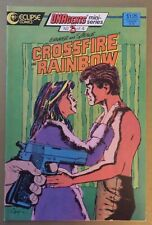 Crossfire and Rainbow #3 1986 VF+ No. 3 of 4 DNAgents Mini-Series (Eclipse)