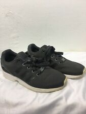 Adidas Mens Trainers Size 4 Torsion Grey stylish casual wear sports gym shoes