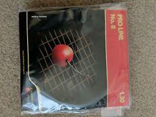 Kirschbaum Pro Line II Black 16 Gauge 1.30mm Tennis String NEW