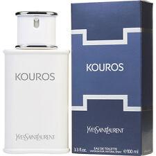 YSL KOUROS 100ml EDT SPRAY FOR MEN BY YVES SAINT LAURENT ----------- NEW PERFUME