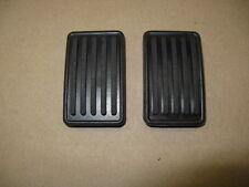 Brake & Clutch Pedal pads pr #AHA5326  MG Midget Austin Healey Sprite Lotus.
