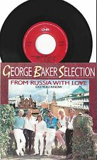"George Baker Selection  ‎– From Russia With Love  7"" Vinyl  Dutch pressing"