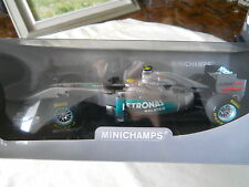 Mercedes Gp F1 N. Rosberg 2011 Minichamps Limited Edition of 1008 Diecast 1:18