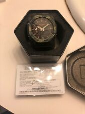 Casio G-Shock GA-2100SU-1AER USA Seller Carbon Core With Box And Papers Warranty