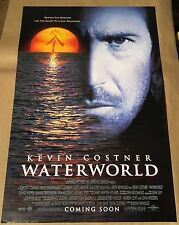 Waterworld Original Double Sided 1-sheet Movie Poster