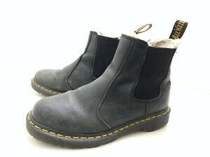 Dr. Martens Damen Stiefel Stiefelette Boots Schwarz Gr. 39 (UK 6)