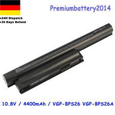 Akku Batterie für Sony Vaio CA CB EG Serie VGP-BPS26 Battery Accu - 4400mAh Neu
