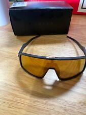 NEW Oakley SUNGLASSES OO9406 Men's MODEL Sutro Shield Sunglasses MATTE CARBON
