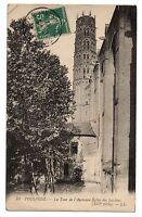 CPA 31 - TOULOUSE (Haute Garonne)- 63. La Tour de l'Ancienne Eglise des Jacobins