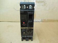Siemens ITE Circuit Breaker E22B015 15A 15 A Amp 240 VAC 2 Pole Used