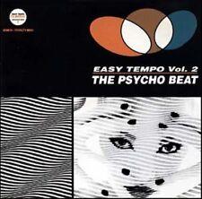 Easy Tempo Vol 2: The Psycho Beat (New/Seal CD) Cipriani/Umiliani/Piccioni etc
