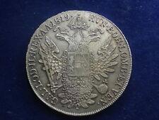 """Taler 1819 A Wien Franz I. """" Erhaltung """"   W/17/1081"""