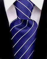 Scott Allan Mens Striped Tie