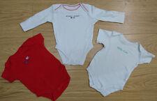 MOTHERCARE TU F&F BABY BOYS BODYSUIT BUNDLE AGE 3-6 MONTHS