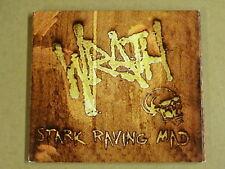 CD / WRATH - STARK RAVING MAD