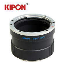 Kipon Adapter for Pentax 645 Mount Lens to Hasselblad X1D Camera
