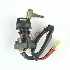 IGNITION KEY SWITCH FOR SUZUKI LTF400F LTF400 EIGER 400 2WD 4WD 2002-2007 i39 E4