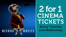 January Birmingham Code Cinema Tickets