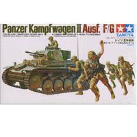 Tamiya 35009 German Panzerkampfwagen II 1/35