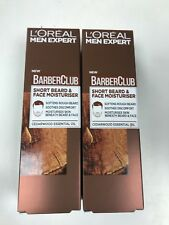 LOreal Men Expert Barber Club Short Beard Face Moisturiser Paraben Free 50ml