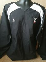 Adidas Cincinnati Bearcats ClimaProof 1/4 Zip Pullover UK XL