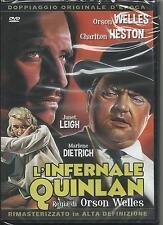 L'infernale Quinlan (1958) DVD