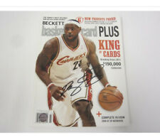 "NBA Phenom LEBRON JAMES Signed Autographed Beckett ""The King"""