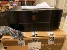 """nice"" MARANTZ  MM8077 7 Channel Power Amplifier XLR RCA INPUTS ."