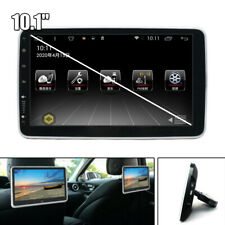 """10.1"""" 1080P Car Rear Seat Screen Monitor Android Headrest MP5 Player Media Wifi"""
