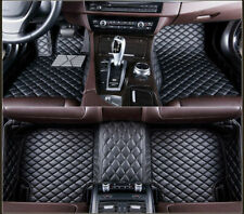 For JEEP Grand Cherokee Luxury Custom-make Front Rear Waterproof Car Floor Mats