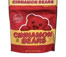 Sweet's Cinnamon Bears, 16oz Bag