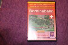 En Cabine de Conduite 1 BERNINABAHN Rahatische Bahn TIRANO POSCHIAVO St.MORITZ