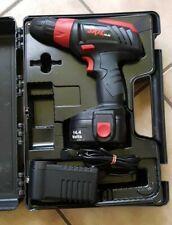 SKIL 2834 AT Akku-Schlagbohrmaschine im Koffer inkl 110 Zubehörteile