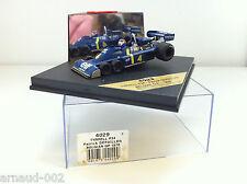 Quartzo - 4029 - Tyrrell P34 Patrick Depailler GP de Belgique 1976 (1/43)