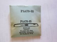 Vintage NOS Crystal for TISSOT VISODATE AUTOMATIC SEASTAR T-12 Watch 44518-4
