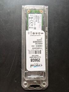 2x Crucial CT256M550SSD3 M550 256 GB mSATA Internal Solid State Drive