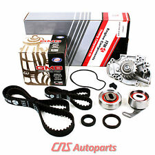 90-97 2.2L HONDA ACCORD DX LX SE ODYSSEY TIMING BELT KIT + WATER PUMP F22A F22B