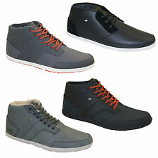 Boxfresh Shepperton Milford High Top Sneakers Boots Men Lace Up New