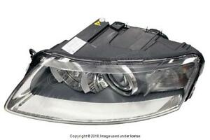AUDI A6 A6 QUATTRO 2005-2008 Headlight Assembly (Xenon) LEFT DR. SIDE HELLA OEM