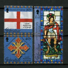Gibraltar 2003 SG#1052-5 St. George 1700th Death Anniv MNH Set #A75611