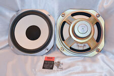 Akai 10 Inch Woofers Speakers 8 Ohm From Model SR-LA201 With Screws